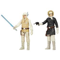 Star Wars Rebels Figurine Luke Skywalker et Han Solo