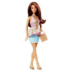 Barbie Amies Mode Fashionistas Teresa