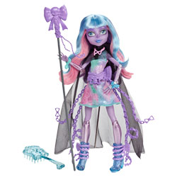 Monster High Poupées Hantées River Styxx