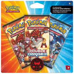Pokemon 3 Pack Team Magma Groudon-EX