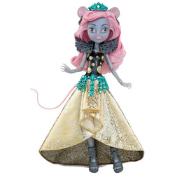 Monster High Poupée Guest Star Boo York Madison Mous