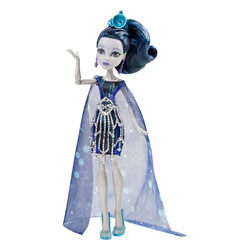 Monster High Poupée Guest Star Boo York Elle dee