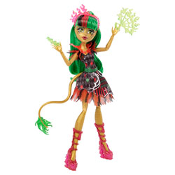 Monster High Poupée Freak du Chic Jinafire Long