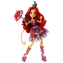 Monster High Poupée Freak du Chic Toralei