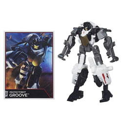 Transformers Combiner Legends Groove