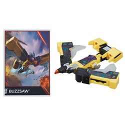 Transformers Combiner Legends Buzzsaw