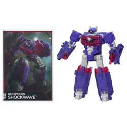 Transformers Combiner Legends Shockwave