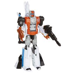 Transformers Combiner Deluxe Alpha Bravo