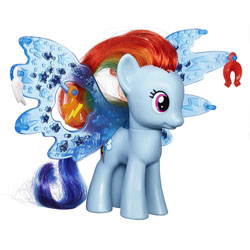 My Little Pony Ailes Féeriques Rainbow Dash