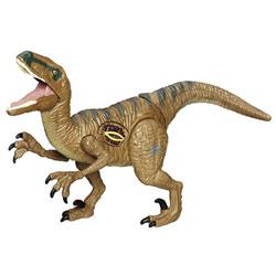 Jurassic World Dinos Rugisseurs Velociraptor Delta