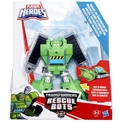 Transformers Rescue Bots 2en1 Boulder the Construction