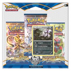 Pokémon 3 Boosters XY9 Noctali