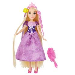 Poupée Raiponce chevelure de rêve 30 cm - Disney Princesses