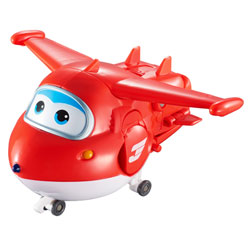 Super wings Figurine Transformable Jett