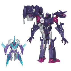 Transformers Rid Minicon Deployer - Decepticon Fracture et Airazor
