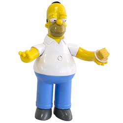 Figurine Parlante Simpsons - Homer