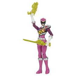 Dino charge Ranger rose