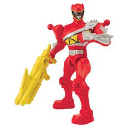 Power Ranger Mixx n Morph Ranger rouge