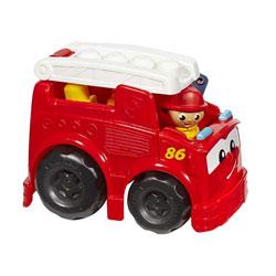 Lil véhicule : Camion de pompier