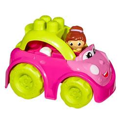 Lil véhicule : Catie la décapotable