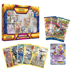 Pokemon coffret EX Hoopa 2016