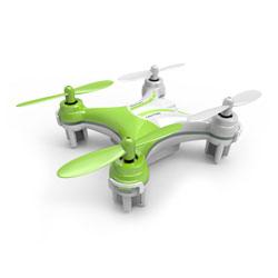 Nanoxcopter vert 2,4Ghz