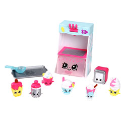 Shopkins coffret deluxe Cool and creamy