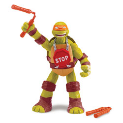 Mickey Tortues Ninja 14 cm Deluxe