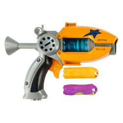 SlugTerra orange Basic Blaster avec 2 Slugs