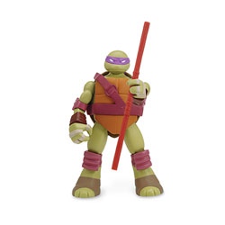 Donnie figurine Tortues Ninja 12cm karaté