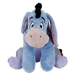 Bouriquet peluche Winnie and Co 35 cm