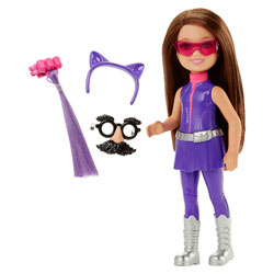 Agent Secret Junior Barbie brune