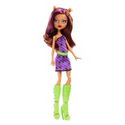 Poupée Goule Monster high Clawdeen Wolf