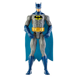 Figurine Batman VS Superman Batman bleu 30 cm