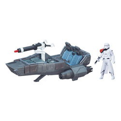Star Wars - Véhicule medium Class II : First Order Snowspeeder