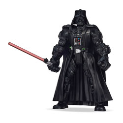 Dark Vador figurine Star Wars Hero Mashers
