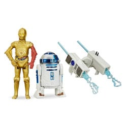 Star Wars pack 2 figurines 10cm R2D2 et C3PO