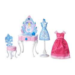 Mobilier pour poupées Univers de Cendrillon - Disney Princesses