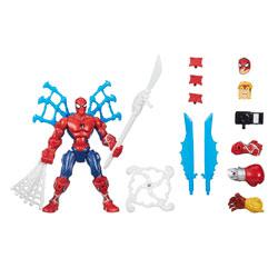 Avengers Deluxe Spider-man avec accessoires