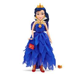 Disney descendants Eve poupée tenue de bal