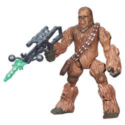 Chewbacca figurine Star Wars Hero Mashers