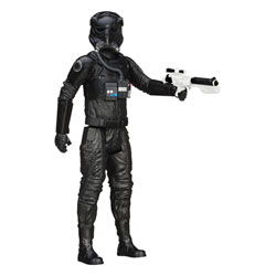 Tie Fighter Pilot figurine Star Wars Titan 30 cm