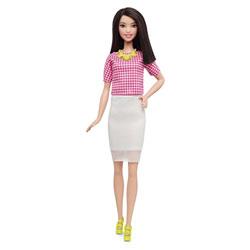 Barbie Fashionistas 30 Pizzaz blanc et rose