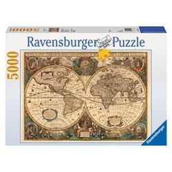 Puzzle 5000p Monde antique