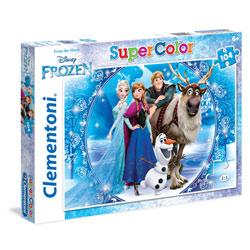 Puzzle 104 pièces - Disney La Reine des Neiges