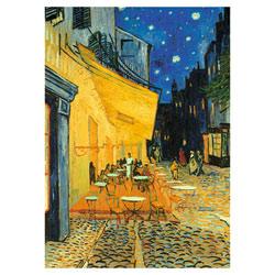 Puzzle 1500 pièces Van Gogh - Café Arles