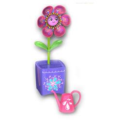 Fleur Magic Bloom rose et violet