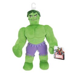 Peluche Avengers 25 cm Hulk