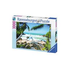 Puzzle 1000 pièces Crique bord de mer