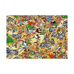 Puzzle 1000 pièces Astérix Les gaulois